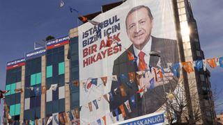 Εκλογές-ορόσημο για τον Ερντογάν οι δημοτικές