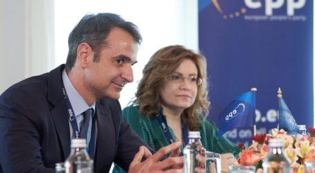 Υποψήφια στις ευρωεκλογές η Μαρία Σπυράκη