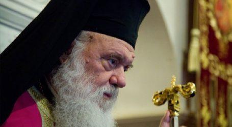 Δήλωση Αρχιεπισκόπου Ιερωνύμου για τον μακαριστό Αρχιεπ. Αυστραλίας