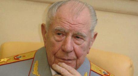Κάθειρξη 10 ετών στον πρώην Υπουργό Άμυνας της Σοβιετικής Ένωσης Γιαζόφ