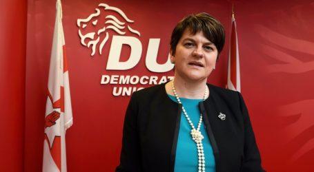 Το κόμμα DUP δεν θα ψηφίσει υπέρ της Συμφωνίας Αποχώρησης