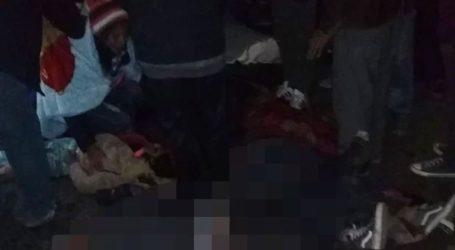 Φορτηγό έπεσε πάνω σε πλήθος στη Γουατεμάλα