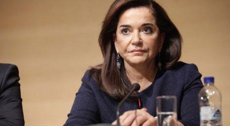 Εκτός υποψηφιότητας για τη θέση του γ.γ. του Συμβουλίου της Ευρώπης η Ντ. Μπακογιάννη