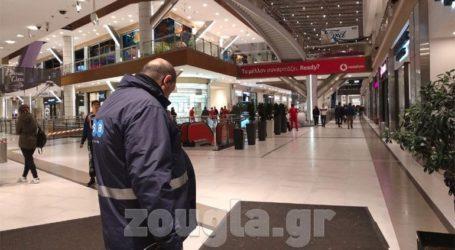 Τι έδειξαν οι κάμερες του Mall