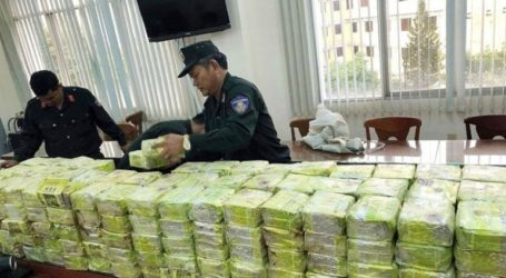 Κινέζος συνελήφθη με περισσότερα από 300 κιλά ηρωίνης στην κατοχή του