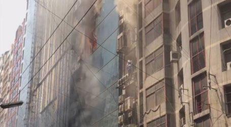 Μπανγκλαντές: Πυρκαγιά σε κτήριο 19 ορόφων