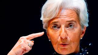 Η ευρωζώνη δεν είναι επαρκώς προετοιμασμένη για την επόμενη κρίση, λέει η Κριστίν Λαγκάρντ