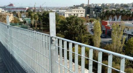 Άνδρας έπεσε από τα ενετικά τείχη στο Ηράκλειο