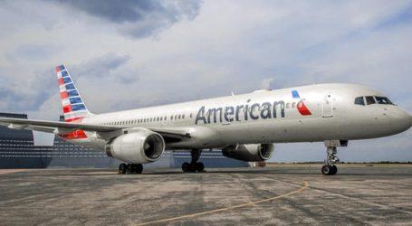 Η American Airlines αναστέλλει επ' αόριστον τις πτήσεις της προς και από τη χώρα