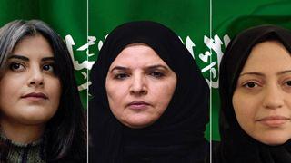 Αποφυλακίστηκαν προσωρινά τρεις αγωνίστριες για τα ανθρώπινα δικαιώματα
