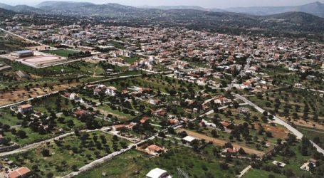 Πλήρη αντιπλημμυρική θωράκιση αποκτά ο οικισμός Καλυβίων