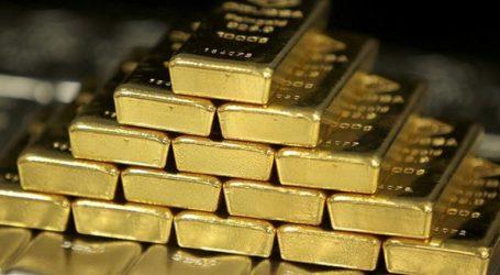 Κέρδη για τον χρυσό, αλλά κάτω από τα 1.300 δολ.