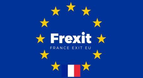Οι Γάλλοι υποστηρικτές του… Frexit γιορτάζουν στο Λονδίνο!