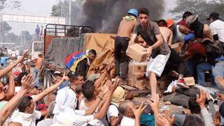 Ο Ερυθρός Σταυρός ανακοίνωσε τη διανομή ανθρωπιστικής βοήθειας