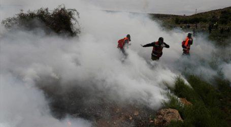Δέκα τραυματίες σε συγκρούσεις στα σύνορα με τη Γάζα