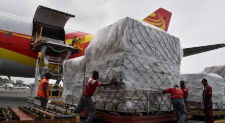 Κινεζική βοήθεια με 65 τόνους φαρμάκων και ιατρικού υλικού έφθασε στο Καράκας