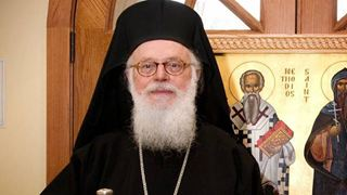 Επιστολή του Αρχιεπισκόπου Τιράνων Αναστάσιου για το Ουκρανικό ζήτημα