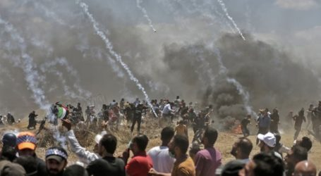 Νεκρός 20χρονος Παλαιστίνιος που διαδήλωνε στα σύνορα με το Ισραήλ