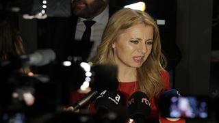 Η Ζουζάνα Τσαπούτοβα είναι η πρώτη γυναίκα που θα αναλάβει την προεδρία της χώρας
