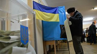 Προεδρικές εκλογές στην Ουκρανία
