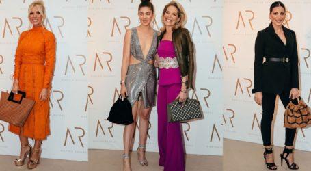 Μαρίνα Ραφαήλ: Λαμπερές παρουσίες στο fashion event της γόνου της οικογένειας Swarovski!