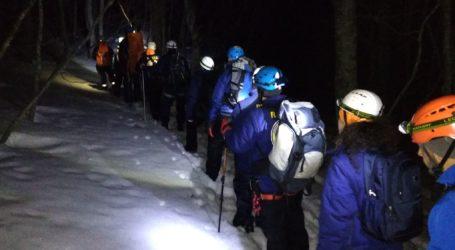Νυχτερινή άσκηση στο χιόνι για τη Λέσχη Ειδικών Δυνάμεων Μαγνησίας [εικόνες]