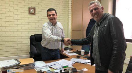 Υπεγράφη η σύμβαση για ασφαλτοστρώσεις από τη ΔΕΥΑΜΒ