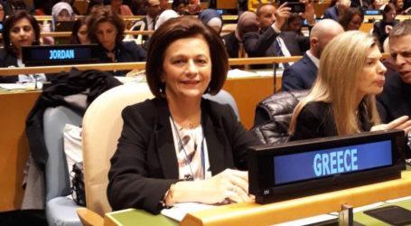 Η Μ. Χρυσοβελώνη στην 63η Σύνοδο του Ο.Η.Ε.
