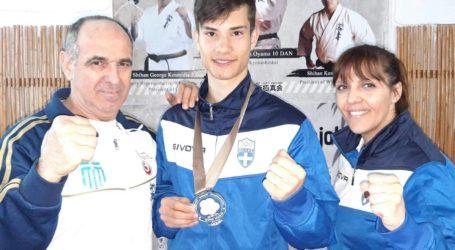 Η Ευρωγενετική Θεσσαλίας δίπλα στους πρωταθλητές του Shihan Γ. Κοσμίδη