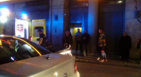 Τροχαίο ατύχημα στην οδό Ιάσονος [εικόνες]