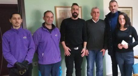 Ολοκληρωμένος βιοκαθαρισμός στα στρώματα του Γηροκομείου Λάρισας