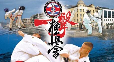 7ο Βαλκανικό Πρωτάθλημα του δυναμικού πλήρους επαφής Kyokushin 2019 στον Βόλο