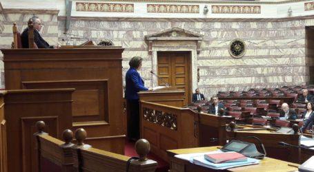 Μαρίνα Χρυσοβελώνη: Πλέον προστατεύονται οι γυναίκες θύματα βίας που καταφεύγουν στα αστυνομικά τμήματα