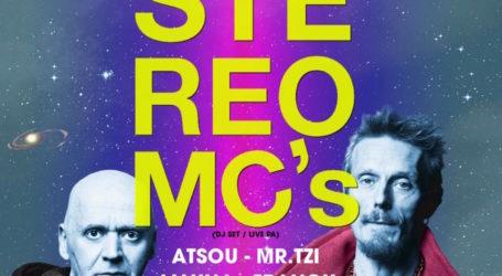 Οι βρετανοί θρύλοι STEREO MC's έρχονται στο Βόλο