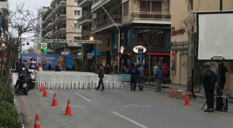 Βόλος: Κυκλοφοριακές ρυθμίσεις στο κέντρο λόγω της ομιλίας Μπέου [εικόνες]
