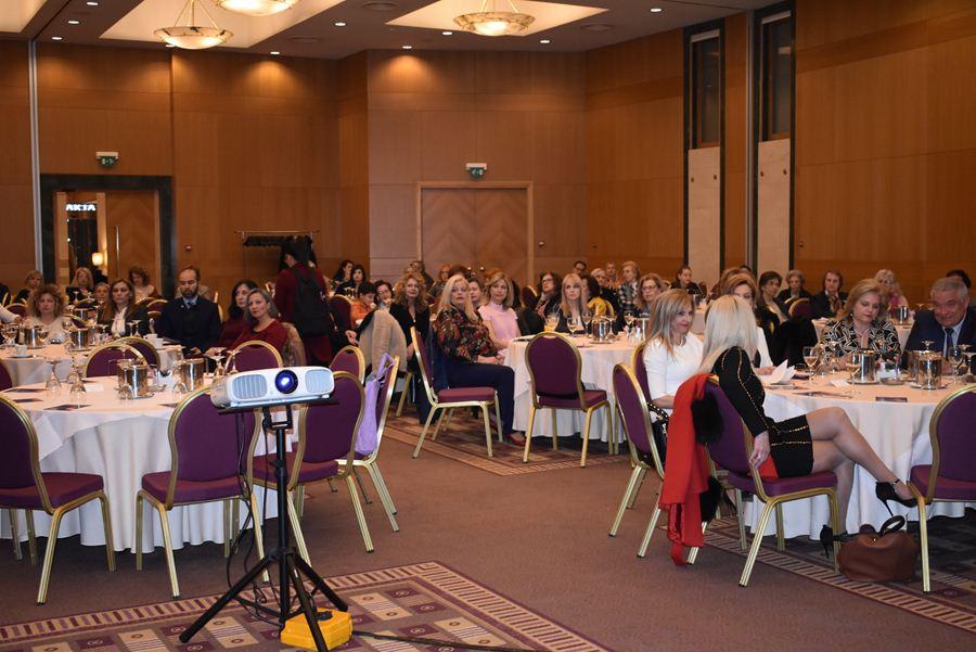 «Φως» στο θέμα του καρκίνου της μήτρας και του μαστού έριξε η εκδήλωση της Ελληνικής Αντικαρκινικής Εταιρείας Λάρισας (φωτο)