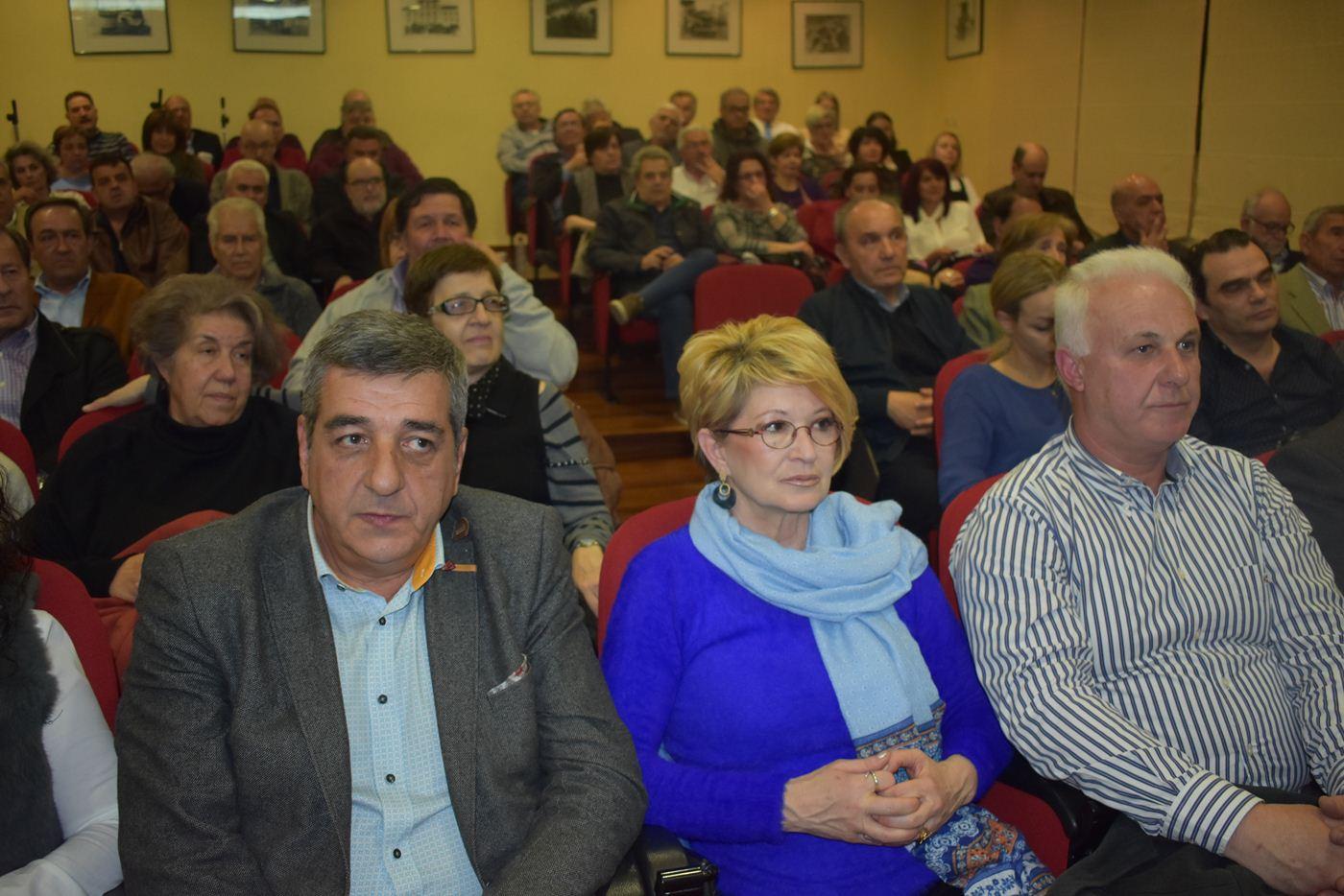 Αρβανίτης από Λάρισα: «Αυτές οι ευρωεκλογές είναι πολύ σημαντικές για την Ελλάδα και την Ευρώπη» (φωτο - βίντεο)