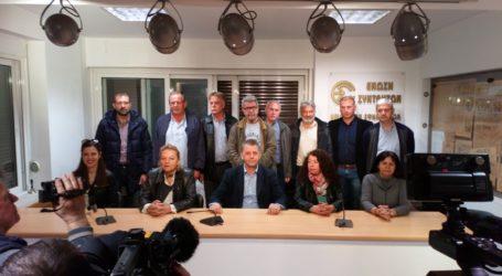 Αυτοί είναι οι υποψ. Περιφερειακοί σύμβουλοι του ΚΚΕ στη Μαγνησία [όλα τα ονόματα]