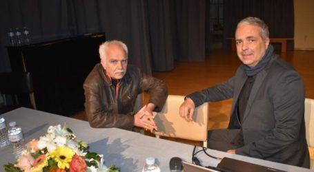 Για την «Στρατηγική Ακύρωσης του Προσυμφώνου των Πρεσπών» μίλησε ο Νίκος Λυγερός σε εκδήλωση στη Λάρισα (φωτο)