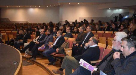 Ενημερωτική εκδήλωση για τις δράσεις των ΤΟΜΥ πραγματοποιήθηκε στη Δημοτική Πινακοθήκη Λάρισας (φωτο)