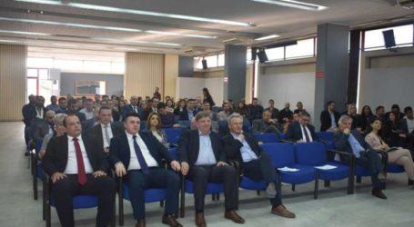 Ενδιαφέρον συνέδριο για τη διείσδυση του φυσικού αερίου πραγματοποιήθηκε στο ΤΕΕ Λάρισας (φωτο)