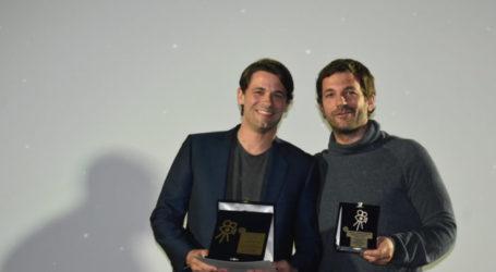 Με λαμπερές βραβεύσεις έπεσε η αυλαία του 11ου Διεθνούς Φεστιβάλ Κινηματογράφου Λάρισας – Τιμήθηκαν Αποστόλης και Θανάσης Τότσικας (φωτο)