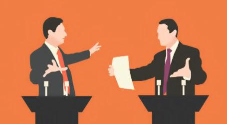 Ανοιχτή πρόσκληση Μπέου για τη διεξαγωγή debate
