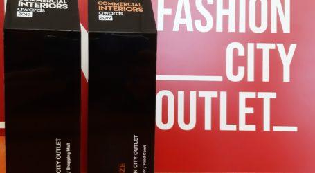 Διπλή βράβευση για το Fashion City Outlet [εικόνες]