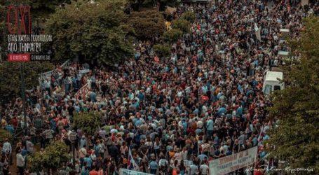 «Ναι» στο συλλαλητήριο από την Ένωση Συλλόγων Γονέων και Κηδεμόνων Δ. Βόλου