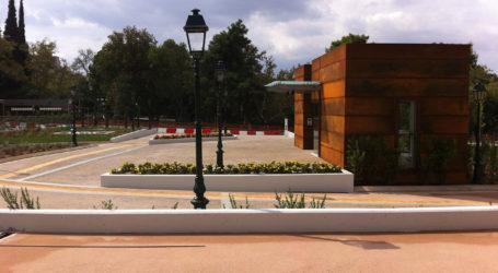 Χρηματοδοτείται η κατασκευή πλατείας στην Αγριά