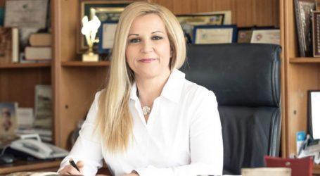 Δωροθέα Κολυνδρίνη: Δεν με φοβίζει η διαδικασία της σταυροδοσίας