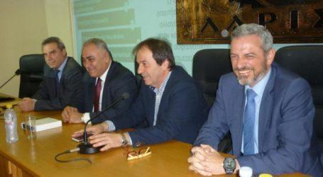 Ενδιαφέρουσα ημερίδα για τους Ασφαλιστικούς Διαμεσολαβητές πραγματοποιήθηκε στο Επιμελητήριο Λάρισας (φωτο)