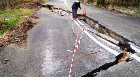 Επιτάχυνση αποκαταστάσεων στις υποδομέςζητά ο Δήμαρχος Ζαγοράς – Μουρεσίου