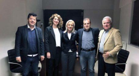 Τέσσερις νέοι υποψήφιοι με τη Ρένα Καραλαριώτου